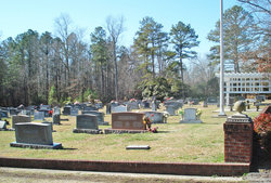 Ether United Methodist Church Cemetery