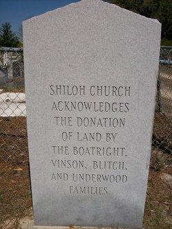 Shiloh Southern Congregational ME Church Cemetery