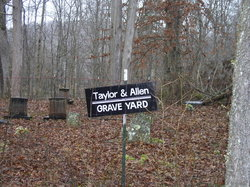Taylor and Allen Cemetery