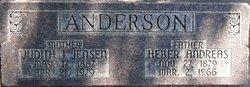 Heber Andreas Anderson