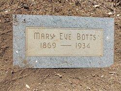 Mary Eve Botts
