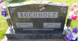 Ruth A <i>Schroeder</i> Rochholz