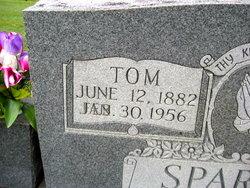Thomas S Tom Sparks