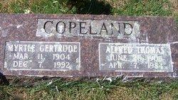Myrtle Gertrude <i>White</i> Copeland