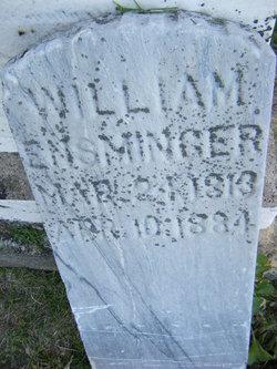 William Ensminger