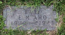 Baby E M Aho