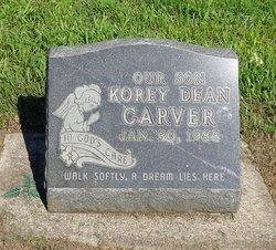 Korey Dean Carver