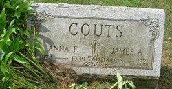 Anna F. <i>Loar</i> Couts