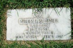 Miles F Sumner