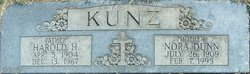 Harold H. Kunz, Sr