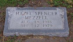Hazel <i>Spencer</i> Mezell