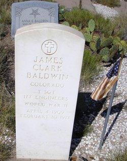 James Clark Baldwin
