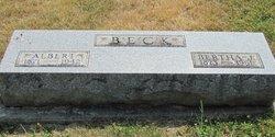 Bertha Jeanette <i>Groover</i> Beck