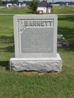 Nancy Ellen <i>Sandusky</i> Barnett
