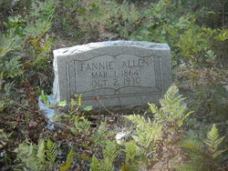 Fannie Allen