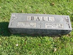 Felix David Ball, Sr