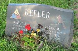 Verna Mae <i>Leech</i> Keeler