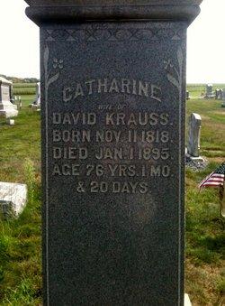 Catherine <i>Rex</i> Krause