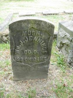 William J Jennings