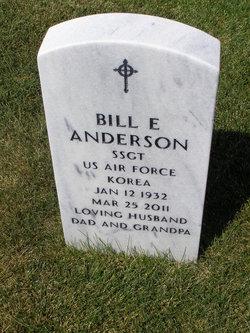 Billy Edward Bill Anderson