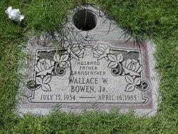 Wallace W Red Bowen