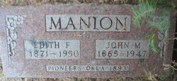Edith Francis <i>Barnes</i> Manion