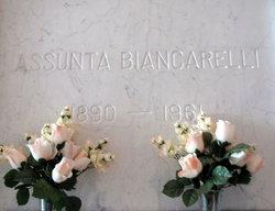 Assunta <i>Farneti Ascani Monacelli</i> Biancarelli