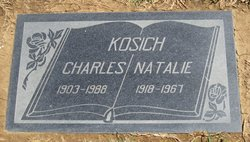 Charles D. Charlie Kosich