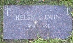Helen Anna <i>Miller</i> Ewin