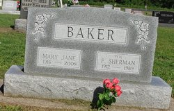 Mary Jane <i>Yarian</i> Baker
