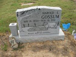 Harold Lee Gossum