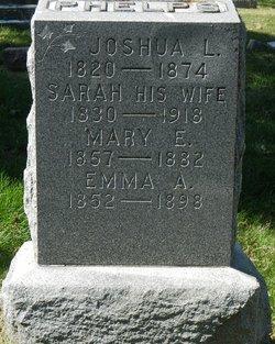 Sarah Jane <i>Brooks</i> Phelps