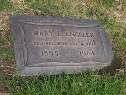 Mary Elizabeth <i>Porter</i> Engelke