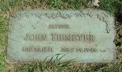 John Tiemeyer