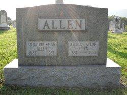 Anna Belle <i>Ruckman</i> Allen