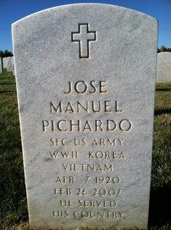 Jose M Pichardo