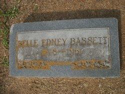 Belle Edney Bassett