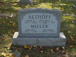 Annie Catherine Katie <i>Smith</i> Althoff