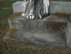 Gertrude <i>Reichardt</i> Morrison