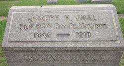 Joseph Hunter Abel