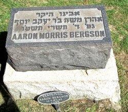 Aaron Morris Bergson
