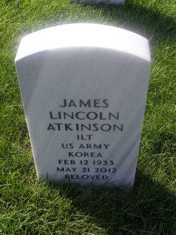 James Lincoln Atkinson