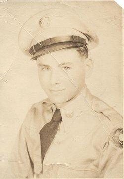 Pvt Joseph F. Santillo
