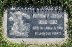 Anthony Joseph Hale-Ruiz