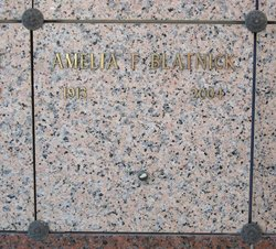Amelia Frances <i>Cease</i> Blatnick