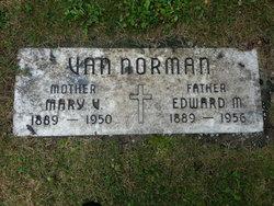 Mary Victoria <i>Le Tendre</i> Van Norman