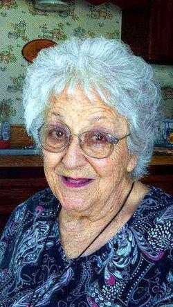 Dorothy Mary Dottie <i>Luciani</i> Brown