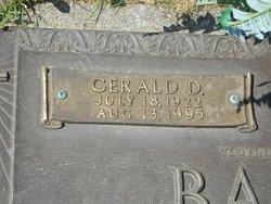 Gerald Dale Bartelt