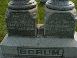 Cyrus J. Borum