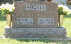 Robert R Adwell